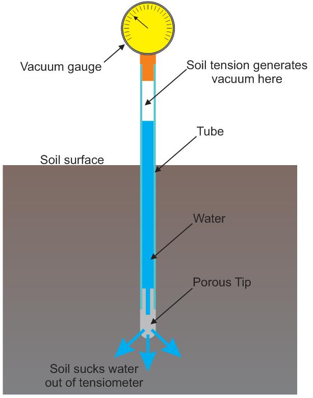 Tensiometer soilmoisture 39 s blog for Soil moisture